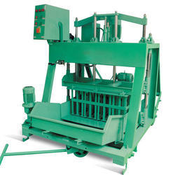 Heavy Duty Block Making Machine