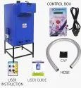 Industries Sanitary Napkin Incinerator Machine MSMAX10000