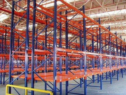 Industrial Storage Systems Godrej Heavy Duty Racking