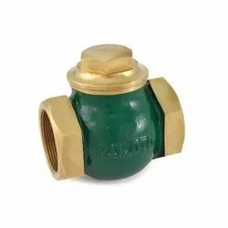 1011 Bronze Horizontal Check Valve
