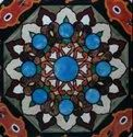 Marble Inlay Table Top, Octagonal Marble Table Tops