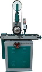 Single Head Flat Components Polishing Machine