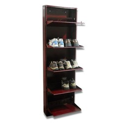 5 Door Metal Shoes Rack