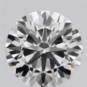 1.62ct Lab Grown Diamond CVD E VS1 Round Brilliant Cut IGI Crtified Type2A
