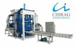 Chirag Multi Usage Cement Block Making Machine