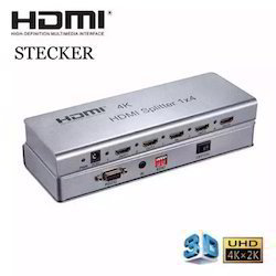 HDMI Splitters & Switchers - HDMI Splitter 2 0 Ver - 4k 60hz