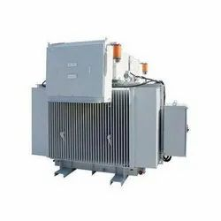 Three Phase Self Protected Ground Mounted Distribution Transformer