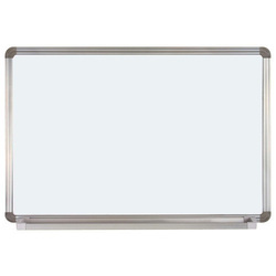 White Ceramic Magnetic Marker Board