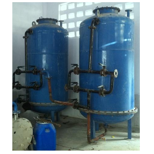 Sand Filter Amp Multigrade Filter Water Treatment Plants