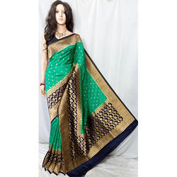 Fancy Maheshmati Silk Saree