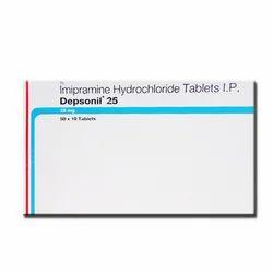 Imipramine Hydrochloride Tablets IP