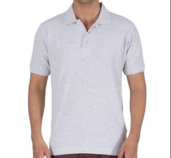 220 GSM Mens Plain Polo T Shirt