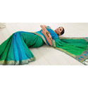 Plain Ladies Saree