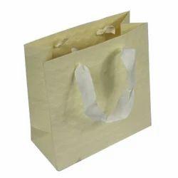 Handmade Plain Paper Bag