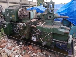 Kirloskar Capstan Lathe Machine, Model Name/Number: R80