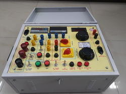 Bearing protective relay Test Kit
