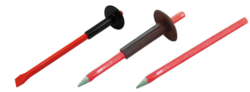 Chisels-Flat Pointed Head