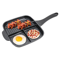 Black Wonderchef Breakfast Maker Pan All In One