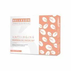 Bellezon Professional Moringa Oil Anti Aging Facial Kit