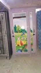 Plastic ACP Door