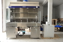 Bio-cleanair Stainless Steel Semi Automatic Grossing Workbench, Bcad-gws-500 , For Clinical