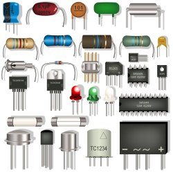 Obsolete Semiconductor - Hard To Find - Active And Passive Components