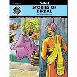 5在1个Birbal故事书中