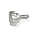 Gn 535 Stainless Steel-Knurled Screws