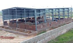 Industrial Shelter Constructions Service