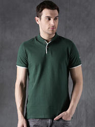 Green Polo Type T-Shirts
