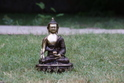 Brass Budha God Statue