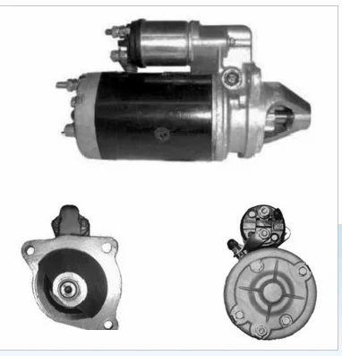 Starter Motor Replaces Lucas LRS190 M45G for MASSEY FERGUSON - Auto