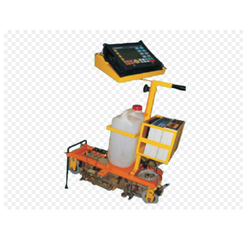Digital Ultrasonic Single Rail Tester