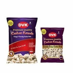 Printed Dry Fruit Packaging Pouch