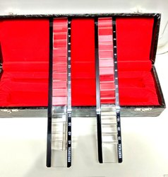 Prism Bar Set Vertical and Horizontal