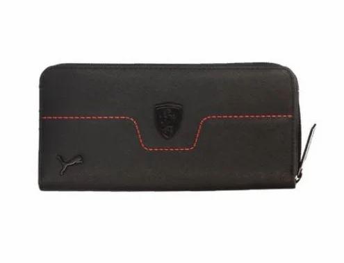 Black Ferrari LS Women''s Wallet, Rs