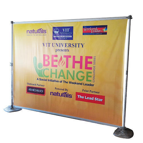 Backdrop Stand - Adjustable Backdrop Stand Manufacturer from Chennai