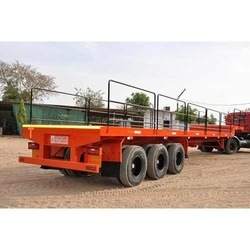 Seamless Autotech Low Bed Trailer