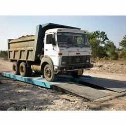 Static Weighbridge
