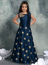 Party Wear Gown For Kid's