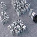 PG 40 MM x 40 MM Aluminum Profiles