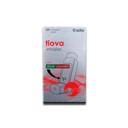 Tiova Inhaler , Tiotropium