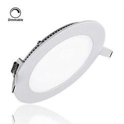 Dimmable Round LED Panel Light