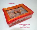 Broket Bangle Box 3 Roll