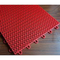 PP Interlocking Flooring Mat