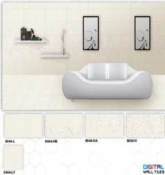 6044 (L, HB, HA, H, LF) Hexa Ceramic Digital Wall Tiles
