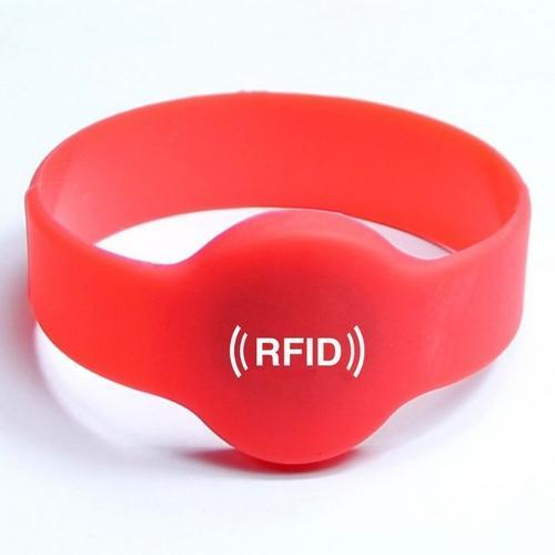 Sygnific, Silicone Wristband Nfc Bracelet Tag For Access Control Swimming  Pool, Marathon,ultra Ligh