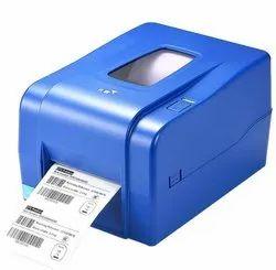 TVS Desktop Barcode & Label Printer, ZENPERT 4T 200, Max Print Width: 4.3 inches