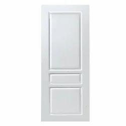 HDF White Panel Door