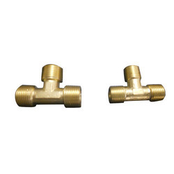 CNG Brass Tee (Connections)